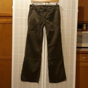 STANDARD JAMES PERSE Wide Leg Charcoal Pants 26